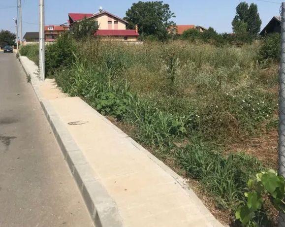 Teren intravilan de vânzare 600mp 22mp deschidere in Costinesti