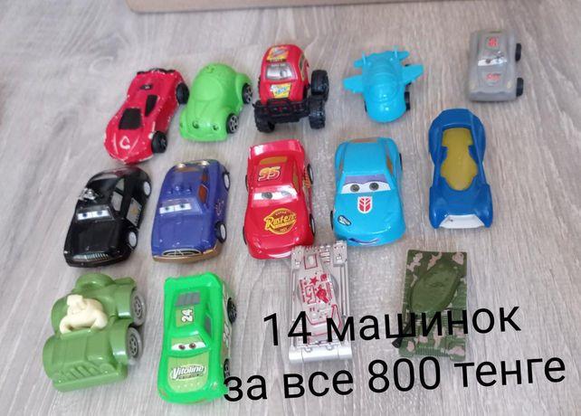 Продам много разных игрушек для мальчика