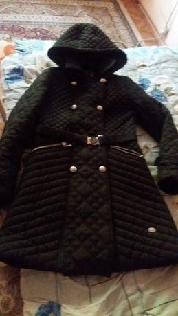 Пальто Стеганное