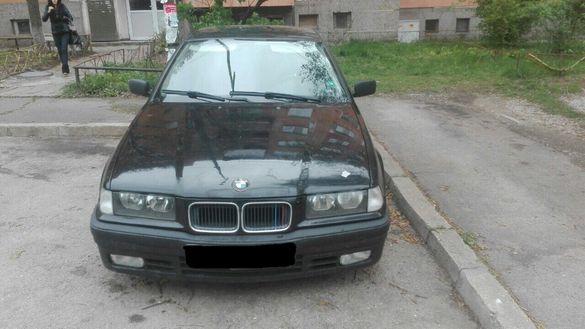 Продавам BMW БМВ 316i е36 Compact на части