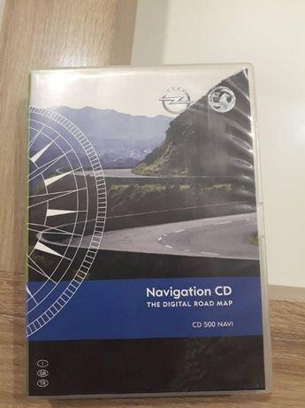 оригинална навигация Navteq CD 500 2011 година
