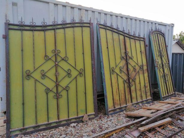 Продается металлические ворота