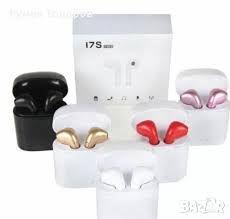 Безжични Bluetooth слушалки с Power Bank кутия