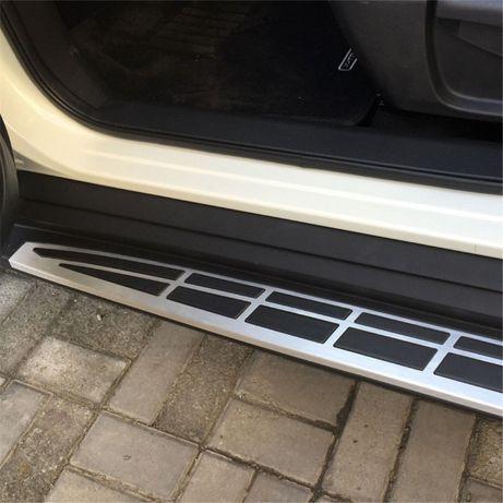 Praguri laterale originale Nissan Qashqai 2014+ cod Square Style
