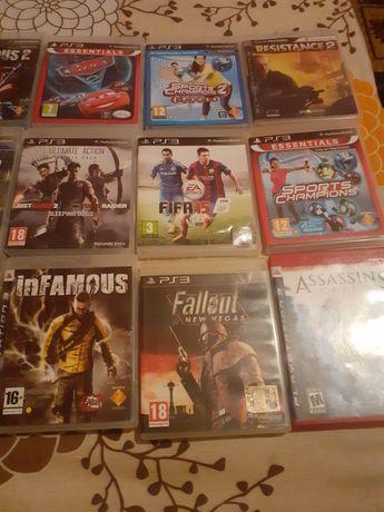 Vând jocuri de PlayStation 3 în stare buna (prețul difera de joc)
