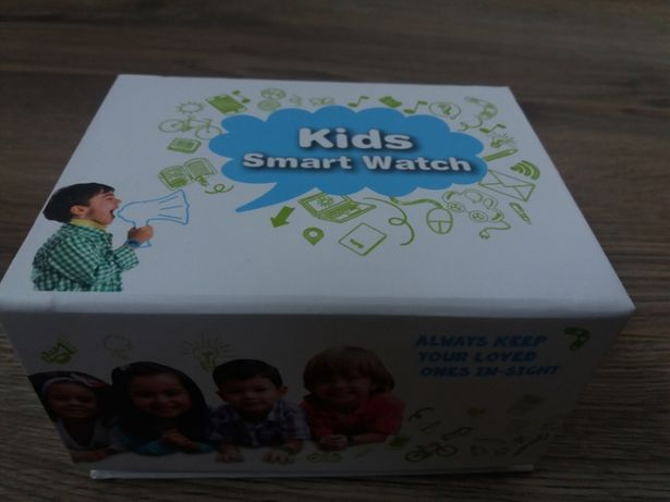 Ceas cu GPS pentru copii de 7-8 ani