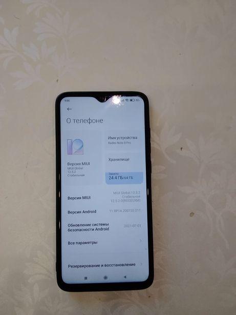 Xiaomi Redmi Note 8 pro, 6/64