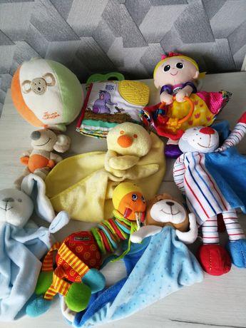 Бебешки играчки, дрънкалки