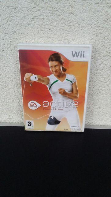 Joc - wii - Nintendo - sports - active - personal trainer