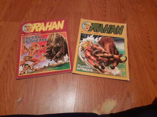 Rahan Nr. 1 și 9