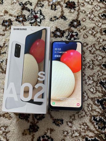 Samsung A02s 32гб
