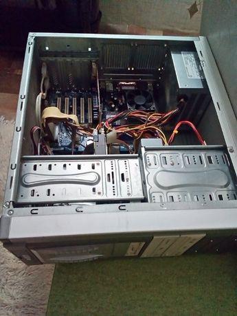 части за компютър по опис и монитор