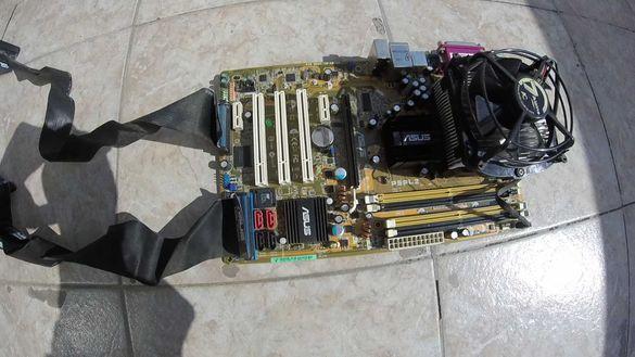 Дънна платка Asus P5PL2 LGA775 945P/G
