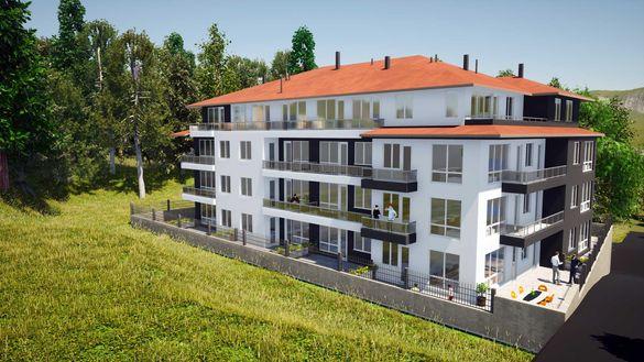 Велинград, двустайни апартаменти и студиа