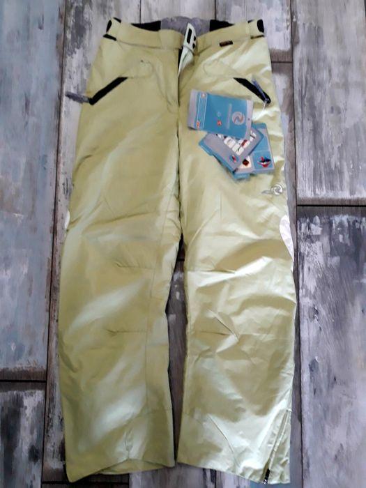 Pantaloni schi ski damă noi ROSSIGNOL mar L Goretex iarnă Vatra Dornei - imagine 1