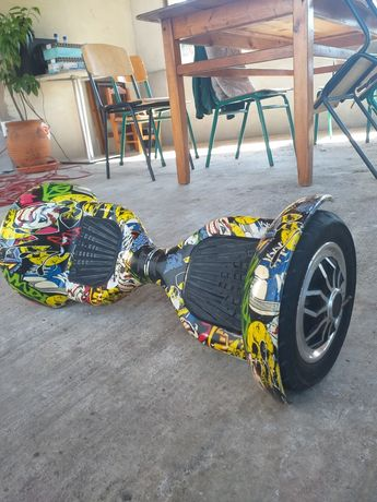 Hoverboard grafity