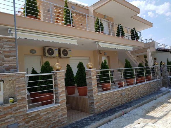 Апартаменти Морска Звезда, 1 спалня, 4 човека, Паралия Офринио, Гърция