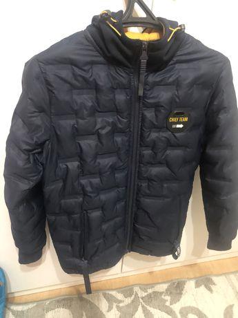 Продам куртка осеняя для мальчика 13-14 лет