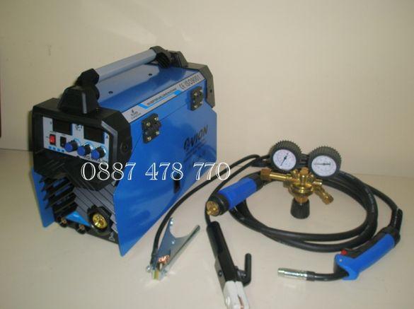 250A Professional Инверторно Телоподаващо комбинирано с Електрожен