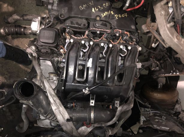Motor bmw 2.0d 163cai m47!