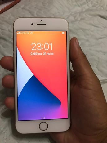 Iphone 6s, или обмен