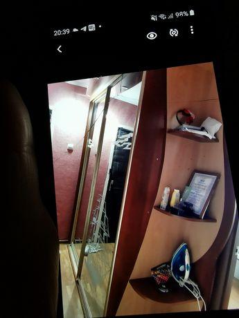 Шкаф купе зеркальный