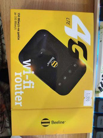 Продаю 4G Wi-Fi роутер Beeline