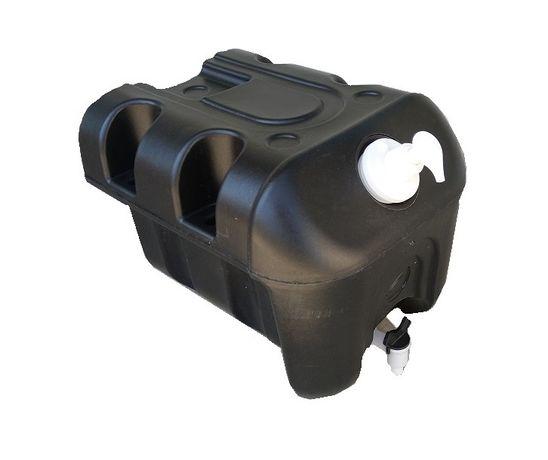 18 литра резервор за вода с течен сапун за миене