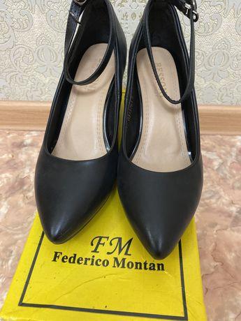Классические Туфли ,цвет черный