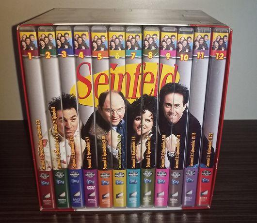# SEINFELD #  colecție 12 DVD originale (sezoanele 1, 2 și 3)