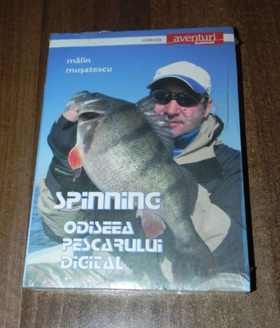 Malin Musatescu - Spinning. Odiseea pescarului digital carte