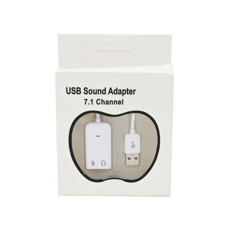 Продам USB Звуковая карта 7.1