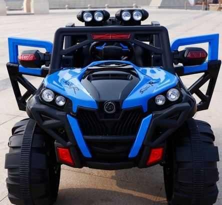 -40% Reducere - Masinuta electrica pentru copii PREMIUM Jeep