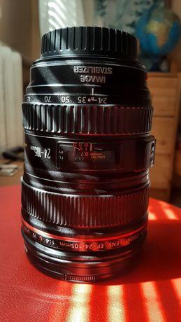 Canon 24-105 mm. В отличном состоянии!