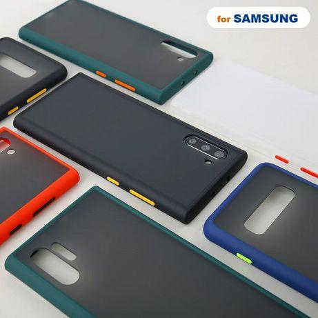 Цветен Кейс Rock за Samsung Galaxy Note 8 / Note 9