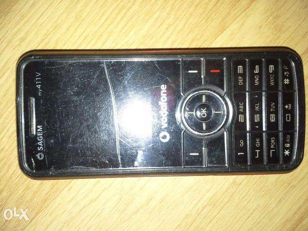 Telefon Sagem My411v