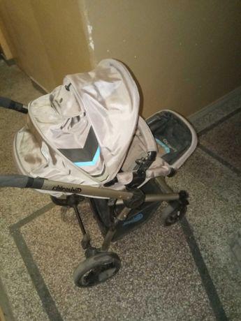 Бебешка количка Chipolino Vip Lumina 3 в 1