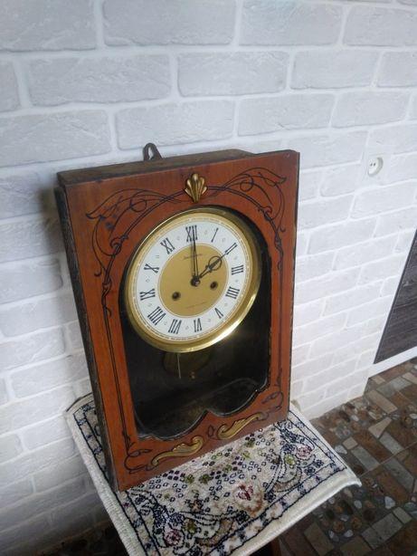 Часы с боем ссср Янтарь советские