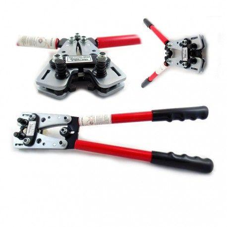 Cleste sertizat cabluri 6-50 mm² KraftProfesional KD10257