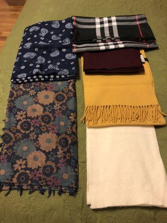 Маркови шалове, Burburry, playlife, pull&bear