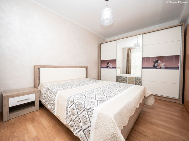 Cazare regim hotelier apartament doua camere