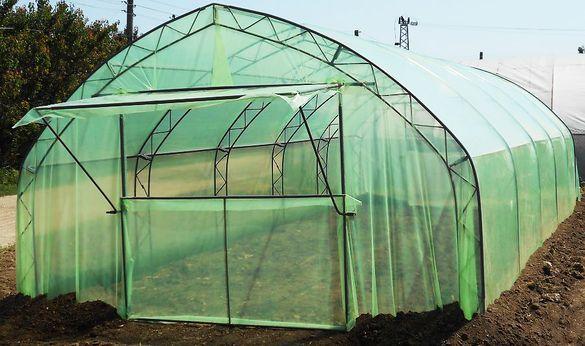 Полиетилен,найлон за оранжерии многогодишен -8 метра ширина