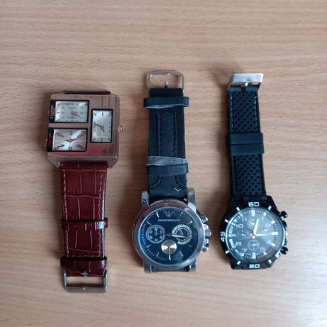 Часы мужские, armani