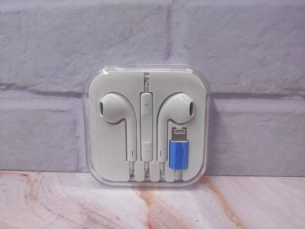 Наушники на Айфон iPhone 6/7/8/X/Xs max/11/11 pro max/12 наушник