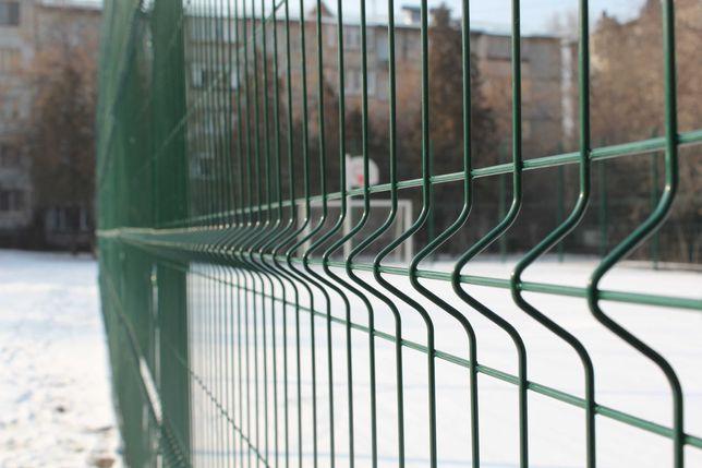 3Д Забор, Ограждение, Сетка