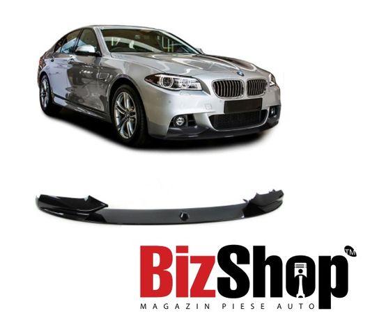 Prelungire Bara Fata BMW Seria 5 F10 (11-17) MPerformance Negru Lucios