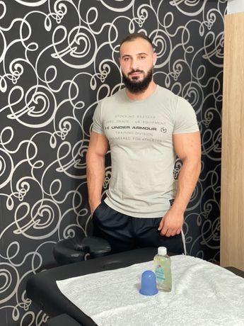 Therapy Massage la domiciliul clientului