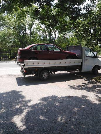 Транспортни услуги с бус и камион до 3,5т!