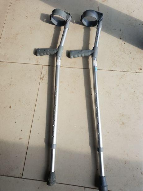 Carja baston ortopedic carje ortopedice cadru aluminiu