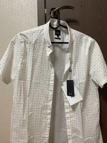 Рубажка armani exchange